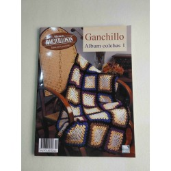 Revista Manos Maravillosas - Ganchillo - Album Colchas 1