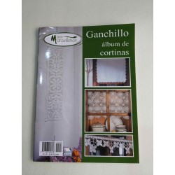 Revista Manos Maravillosas-Ganchillo-Album de Cortinas