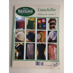 Revista Manos Maravillosas - Ganchillo - Album de Moda 3